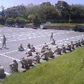 水防団訓練